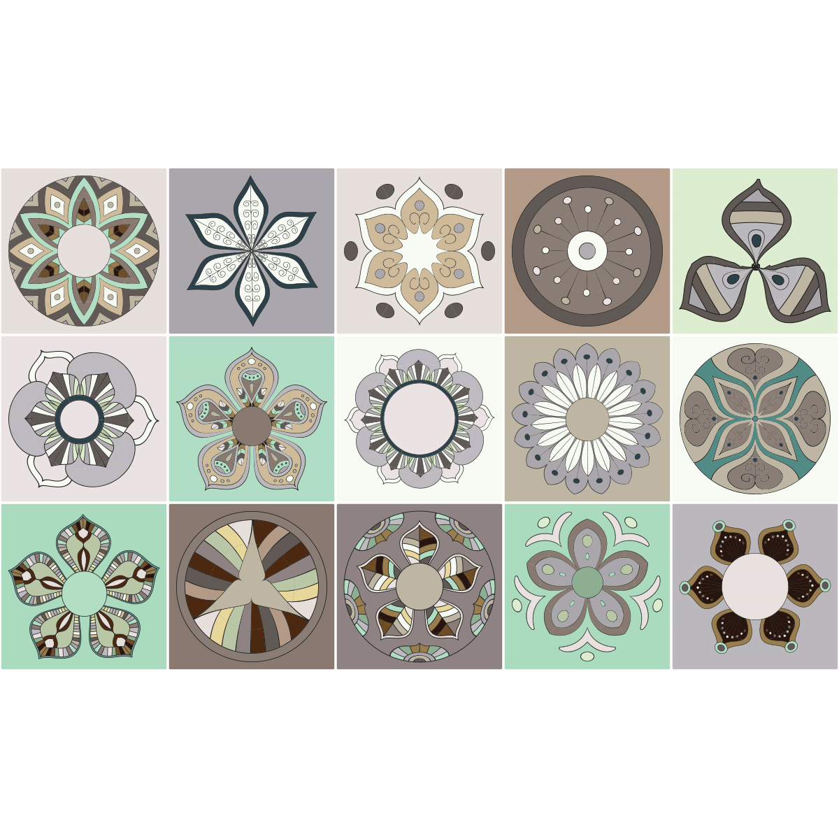 15 stickers carrelages azulejos punta arenas cuisine. Black Bedroom Furniture Sets. Home Design Ideas