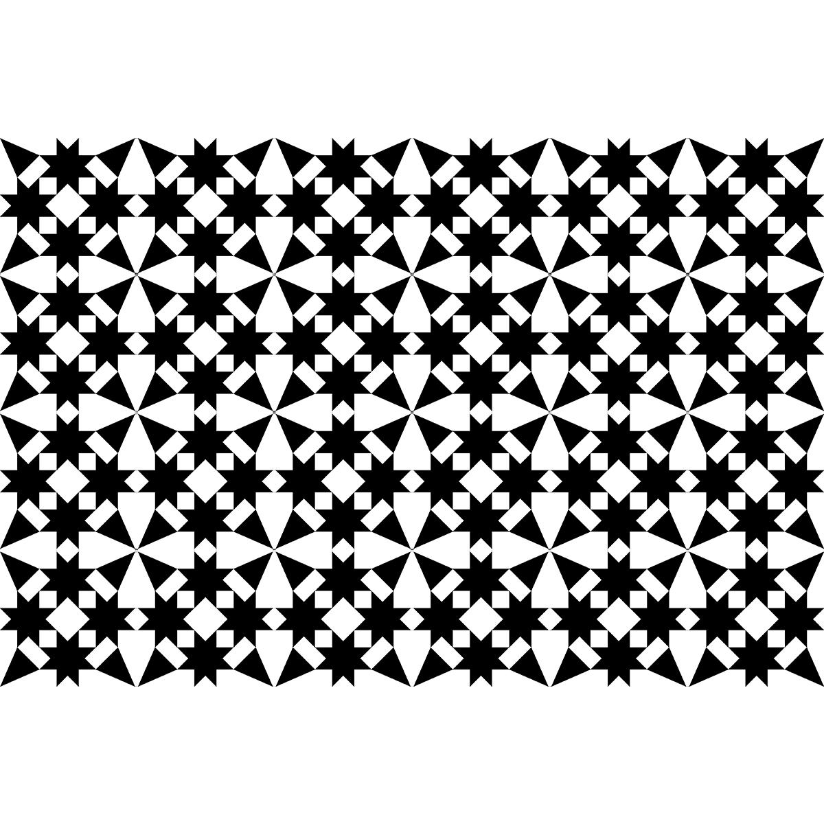 24 stickers carreaux de ciment oriental gizeh cuisine. Black Bedroom Furniture Sets. Home Design Ideas