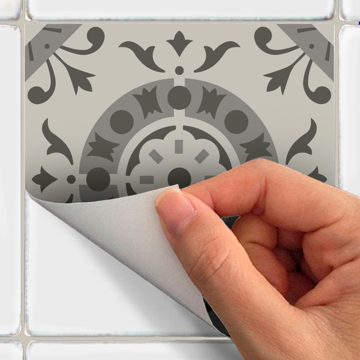 30 stickers carreaux de ciment azulejos giogio cuisine. Black Bedroom Furniture Sets. Home Design Ideas