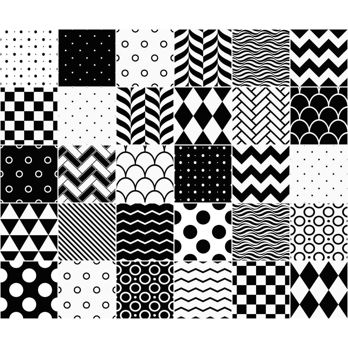 30 stickers carreaux de ciment scandinave norv gien for Stickers carreaux de ciment tati