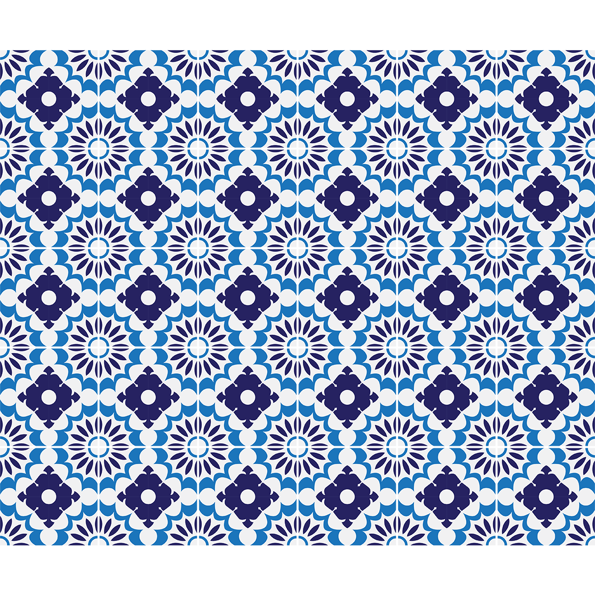 30 stickers carrelages azulejos romeu cuisine carrelages for Stickers carrelage cuisine 15x15