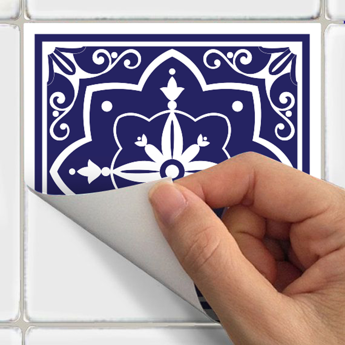 9 stickers carrelages azulejos bodrum cuisine carrelages. Black Bedroom Furniture Sets. Home Design Ideas