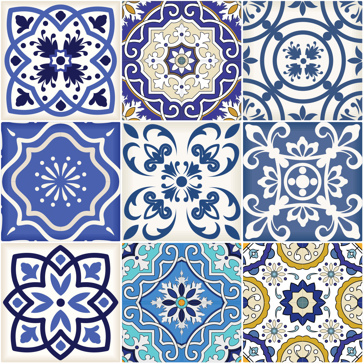 carrelage azulejos sticker carrelage azulejos portugais wall carrelage azulejo d finition. Black Bedroom Furniture Sets. Home Design Ideas
