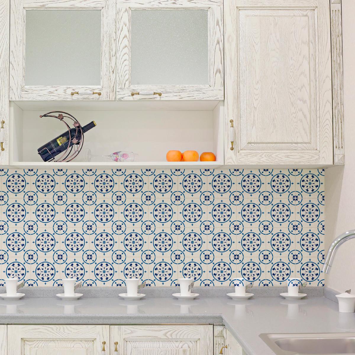 9 stickers carrelages la haye salle de bain et wc salle de bain ambiance sticker. Black Bedroom Furniture Sets. Home Design Ideas