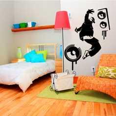 stickers enfant stickers muraux enfant chambre enfant ambiance sticker. Black Bedroom Furniture Sets. Home Design Ideas