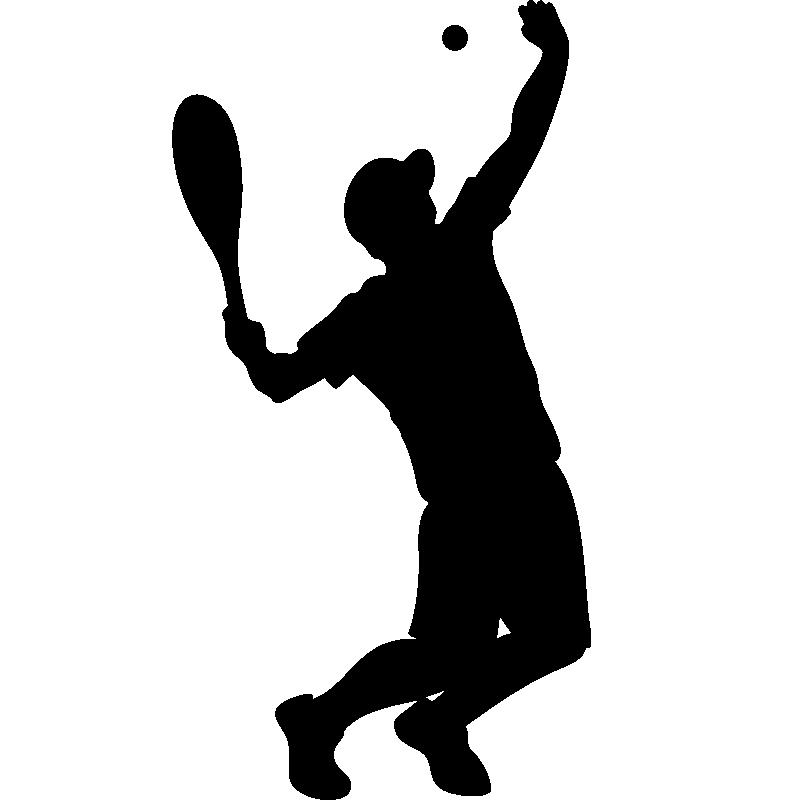 stickers de silhouettes et personnages sticker service d