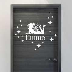 Sticker portes stickers porte chambre d co maison ambiance sticker - Aux portes dela deco ...
