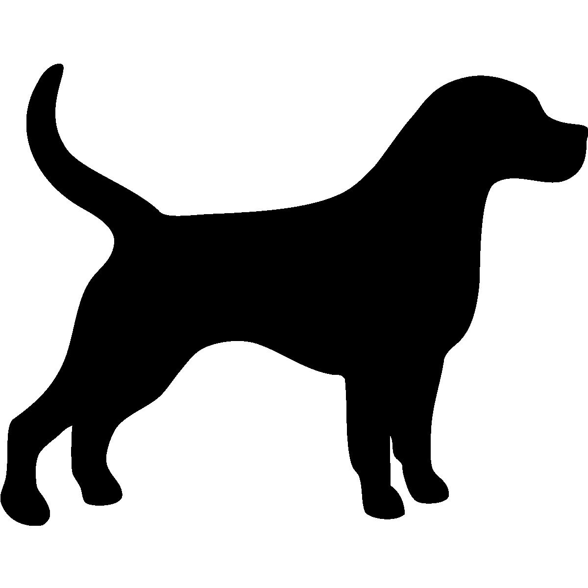 stickers tableaux et ardoises sticker ardoise silhouette chien ambiance. Black Bedroom Furniture Sets. Home Design Ideas