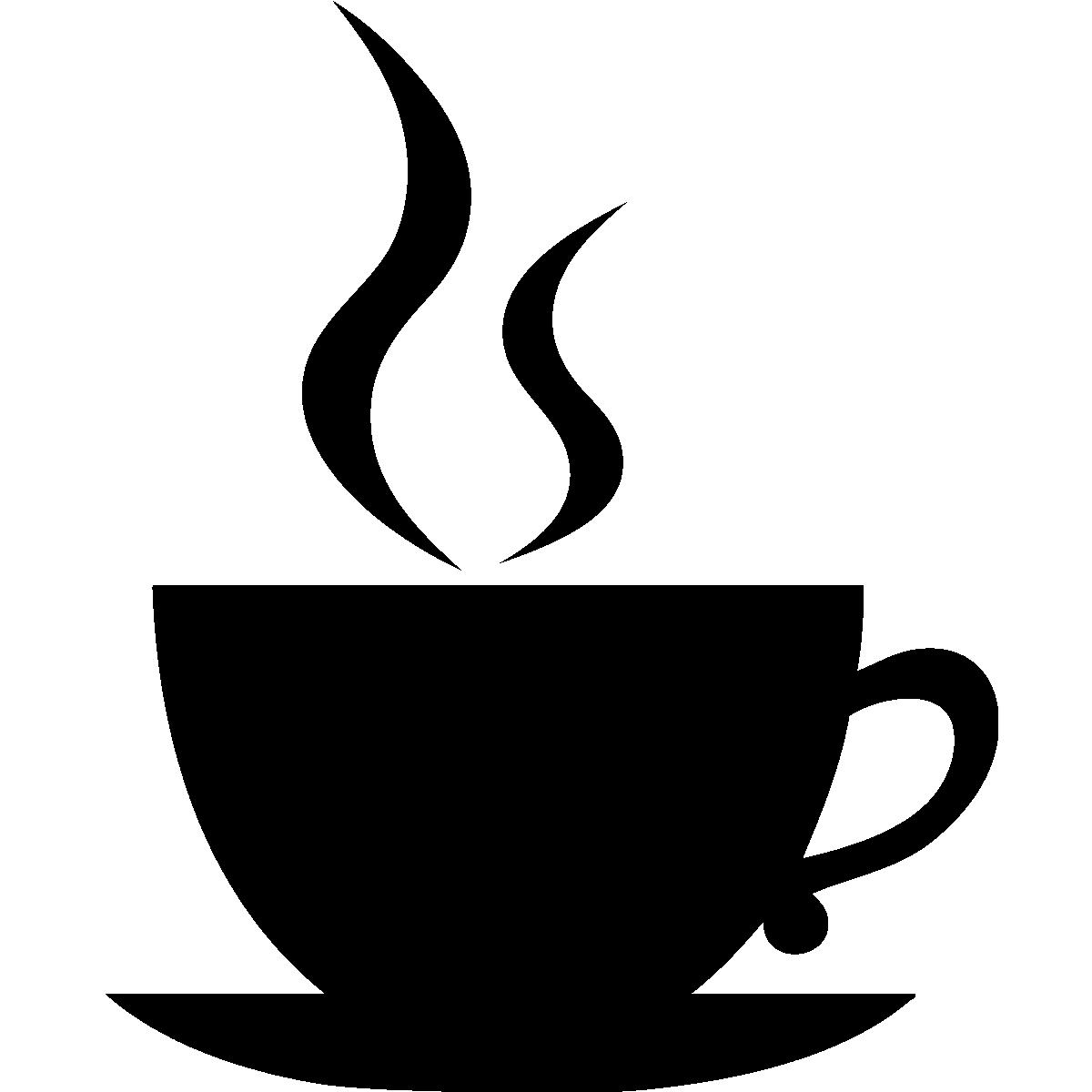 Couleur Salle De Bain Zen : Tea Cup Silhouette