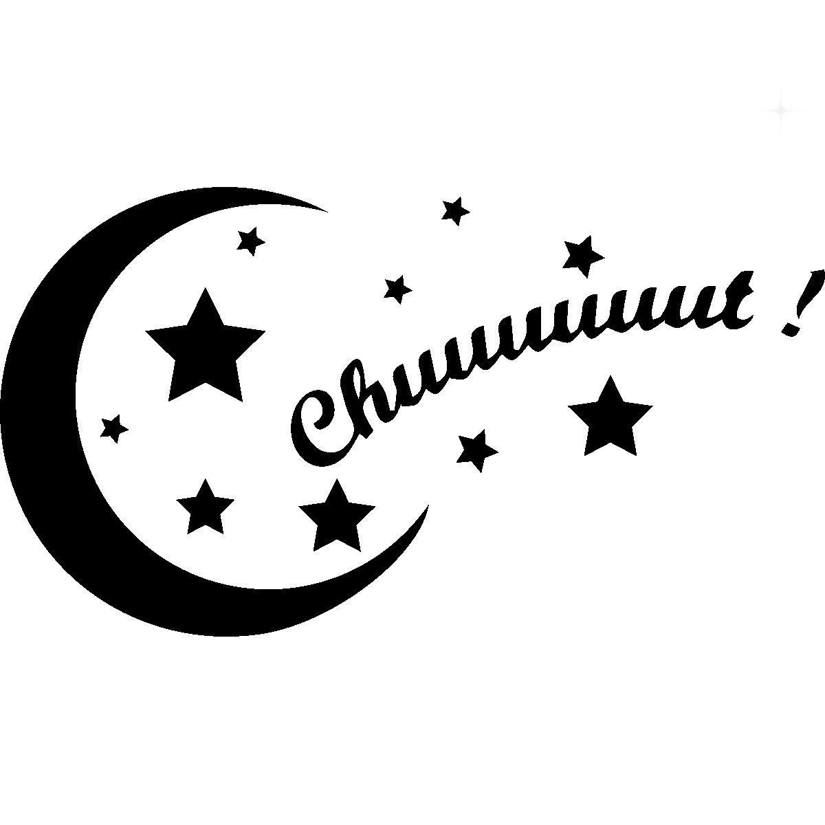 stickers muraux swarovski elements