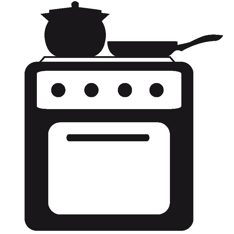 stickers muraux pour la cuisine sticker cuisini re ambiance. Black Bedroom Furniture Sets. Home Design Ideas