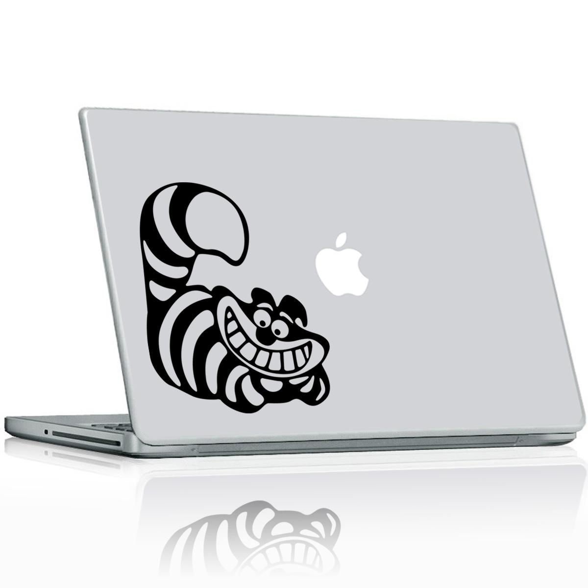 stickers ordinateurs portables sticker cheshire cat. Black Bedroom Furniture Sets. Home Design Ideas