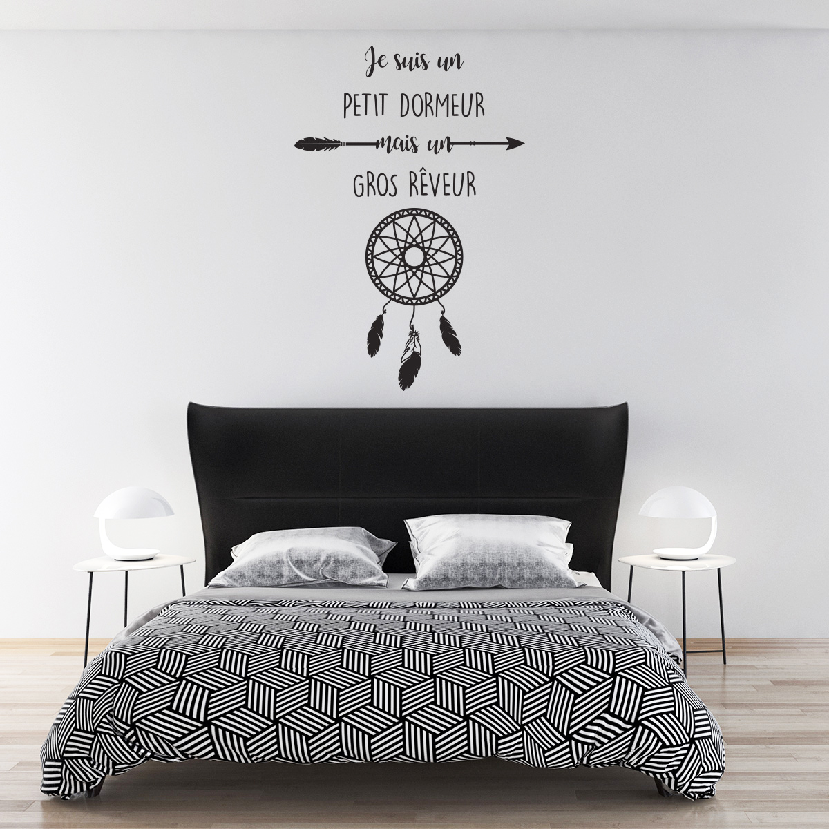 stickers salle de bain texte. Black Bedroom Furniture Sets. Home Design Ideas