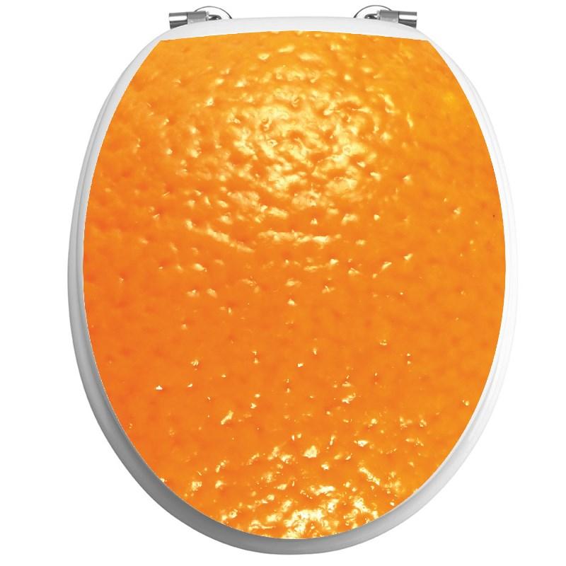 sticker abattant wc peau d orange stickers toilettes abattants wc ambiance sticker. Black Bedroom Furniture Sets. Home Design Ideas