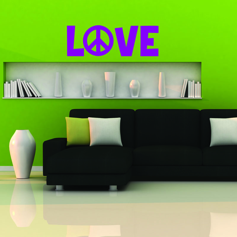 Sticker ambiance love stickers chambre amour ambiance for Stickers chambre love