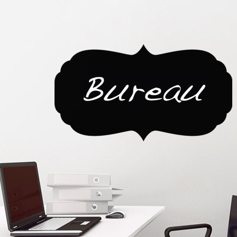 sticker ardoise bulle design stickers cuisine ambiance sticker. Black Bedroom Furniture Sets. Home Design Ideas