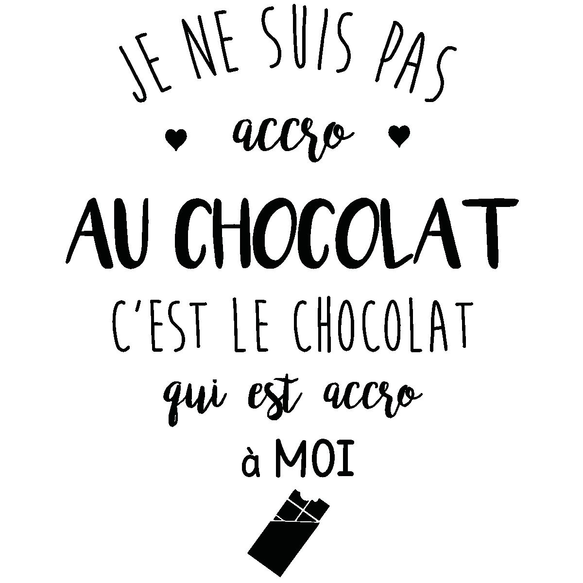 """Résultat de recherche d'images pour """"accro chocolat"""""""