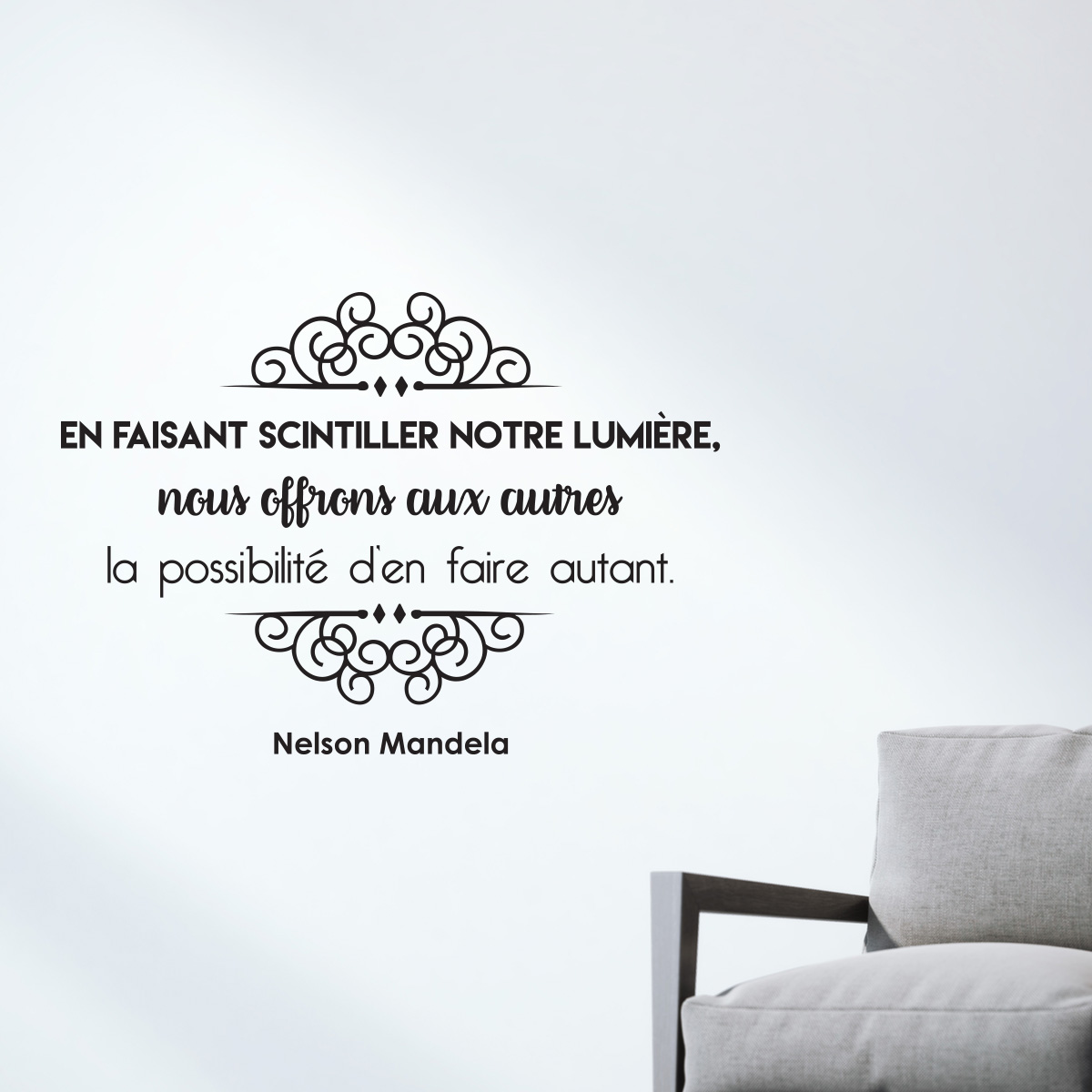 stickers citation de pictures to pin on pinterest tattooskid. Black Bedroom Furniture Sets. Home Design Ideas