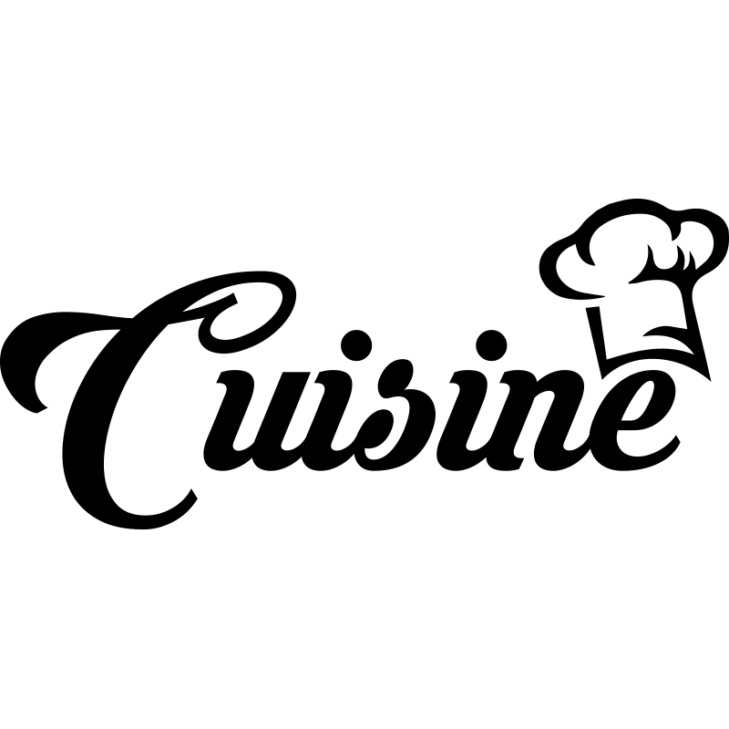 Sticker cuisine cuisine originale stickers cuisine for Sticker mural cuisine