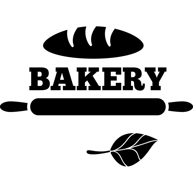 Sticker cuisine design bakery stickers professionnels for Stickers cuisine design