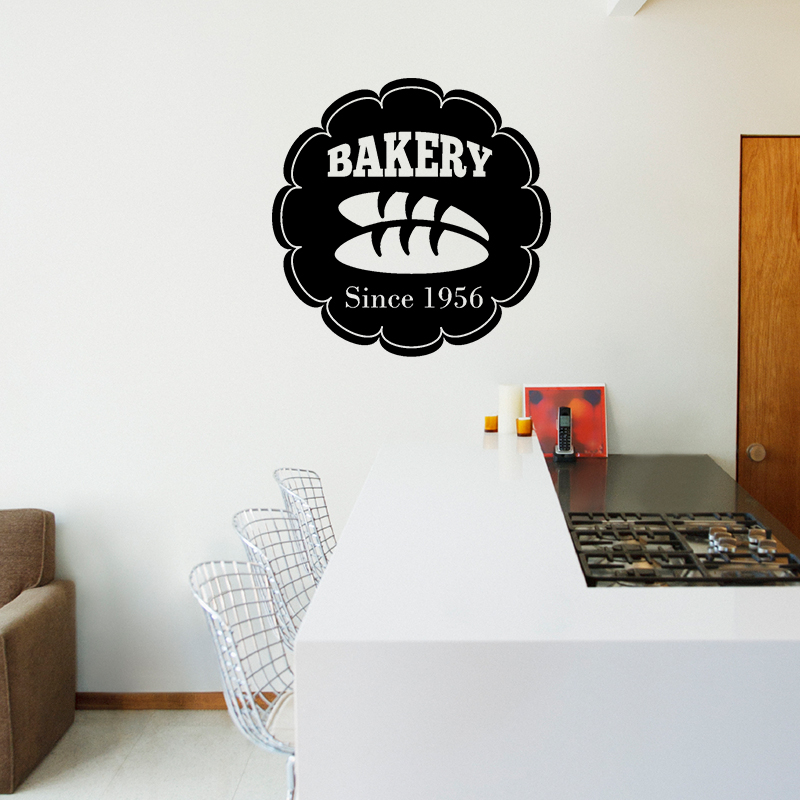 Sticker cuisine design bakery ii stickers professionnels for Stickers cuisine design