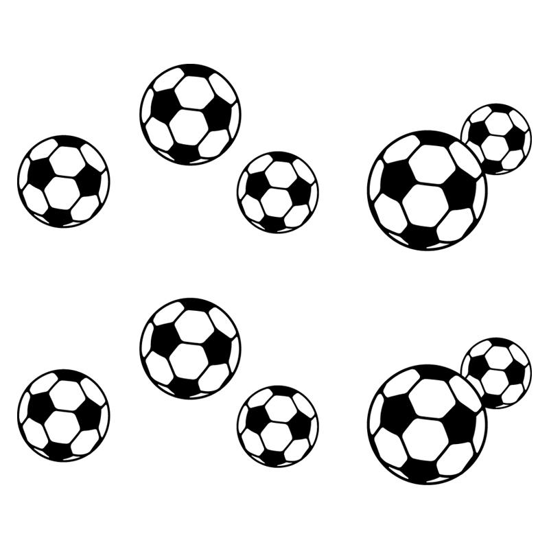 stickers pour les b b s sticker de football en ligne ambiance. Black Bedroom Furniture Sets. Home Design Ideas