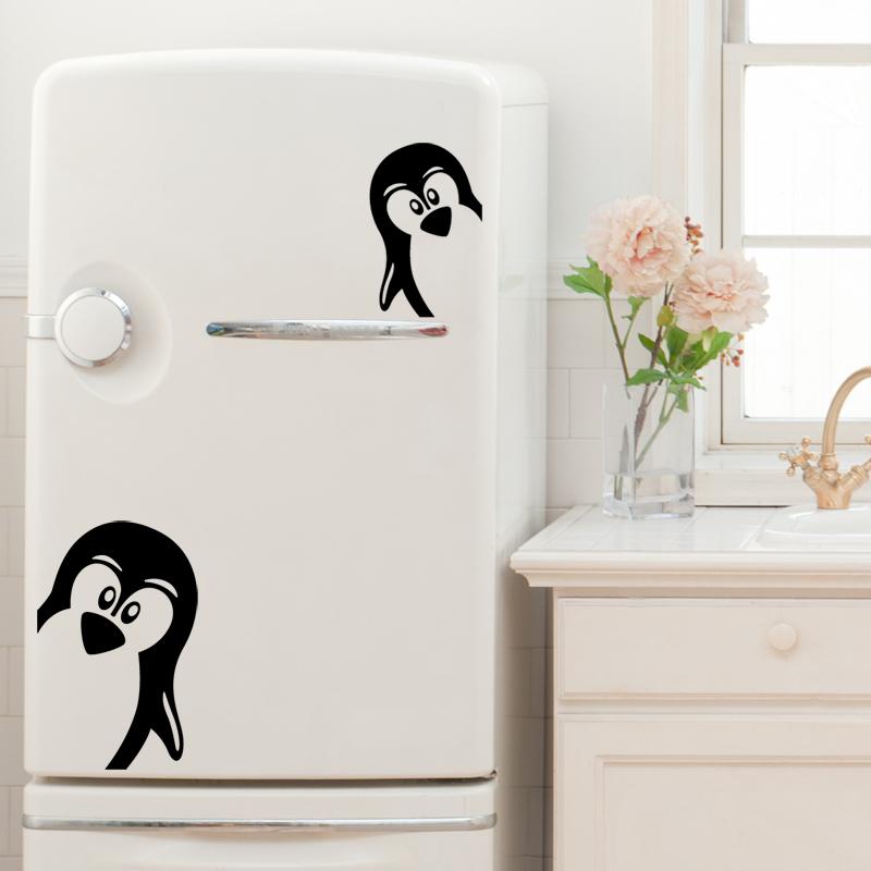 Stickers muraux pour r frig rateur sticker dr les de - Stickers pour refrigerateur ...