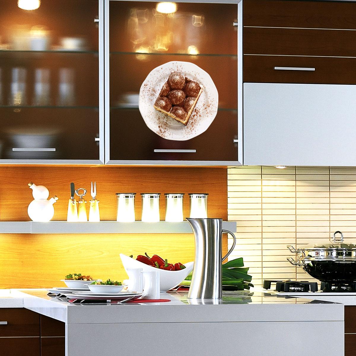 Stickers muraux pour la cuisine sticker g teau - Stickers pour la cuisine ...