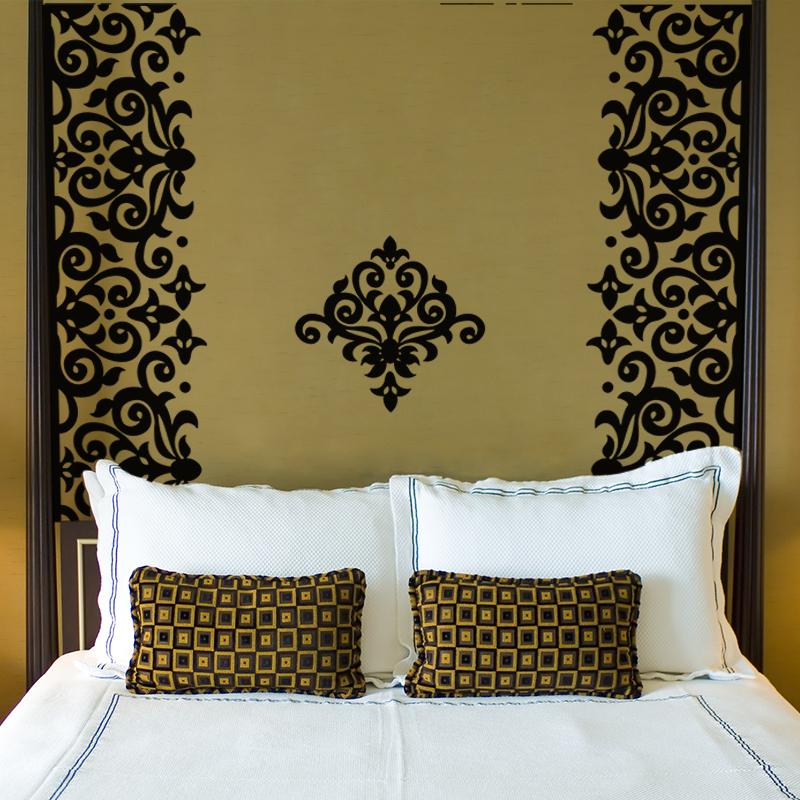 sticker d co mosaique stickers chambre t tes de lit. Black Bedroom Furniture Sets. Home Design Ideas