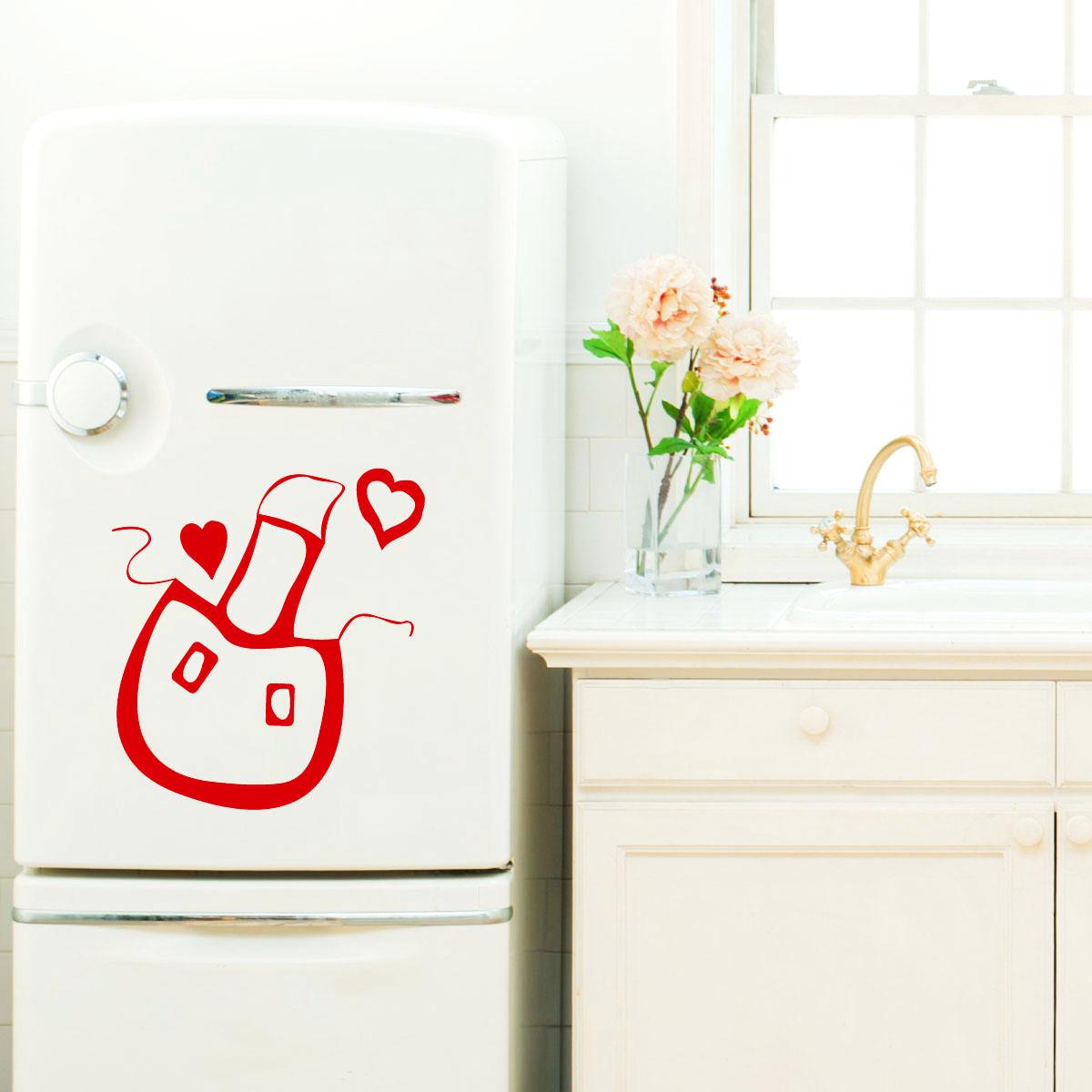 Stickers muraux pour la cuisine sticker tablier avec des - Stickers pour la cuisine ...