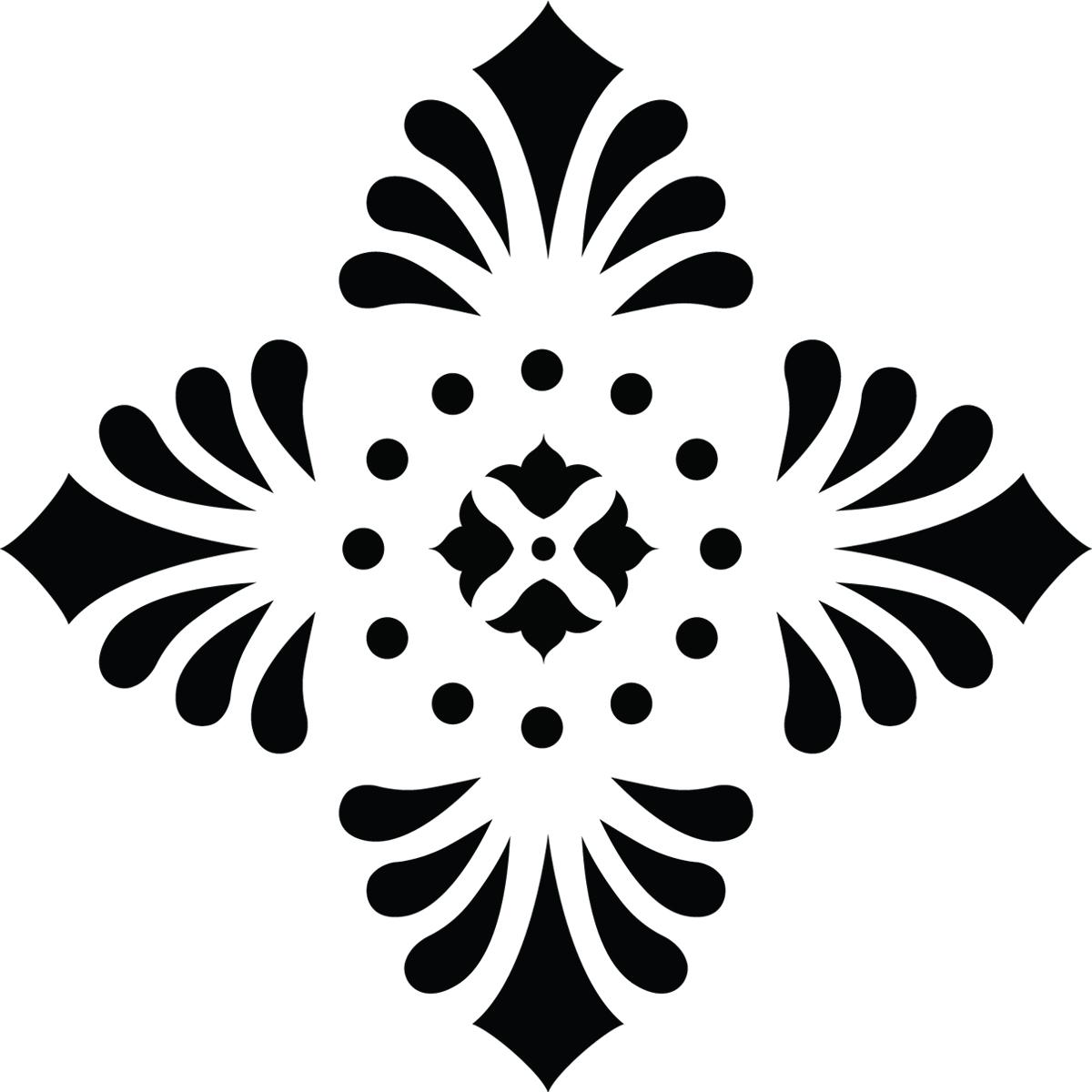 stickers muraux design sticker design artistique en croix ambiance. Black Bedroom Furniture Sets. Home Design Ideas