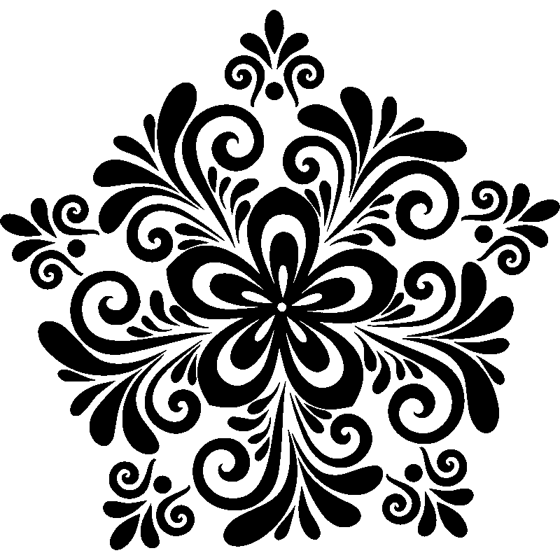 Black And White Patterns In Design
