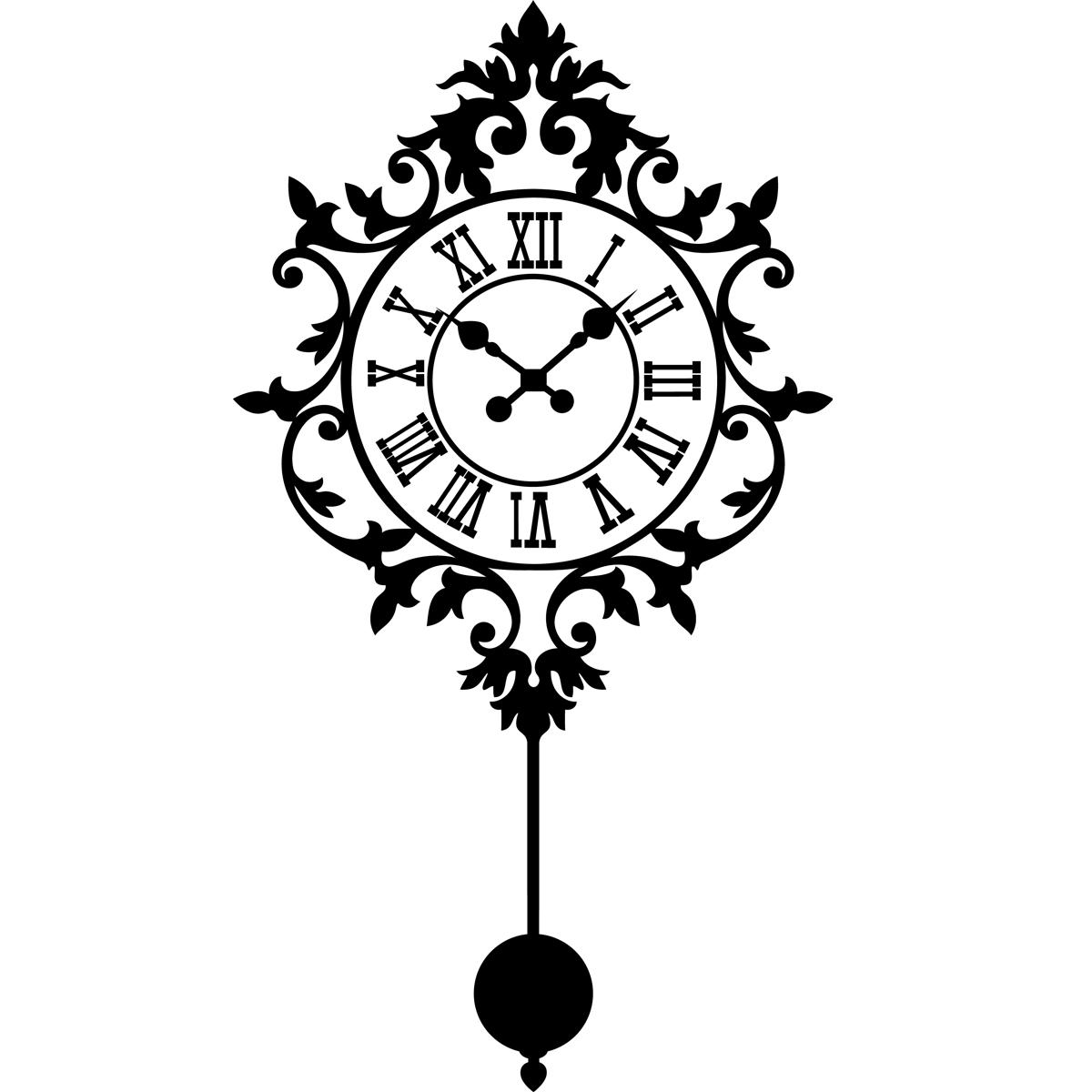 horloge murale design italien - maison design - bahbe