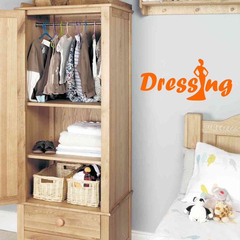 sticker dressing classe stickers chambre ado fille ambiance sticker. Black Bedroom Furniture Sets. Home Design Ideas