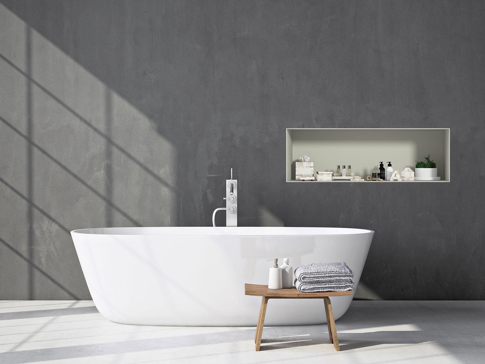 Sticker effet 3D Salle de bain design – Stickers Art et Design ...