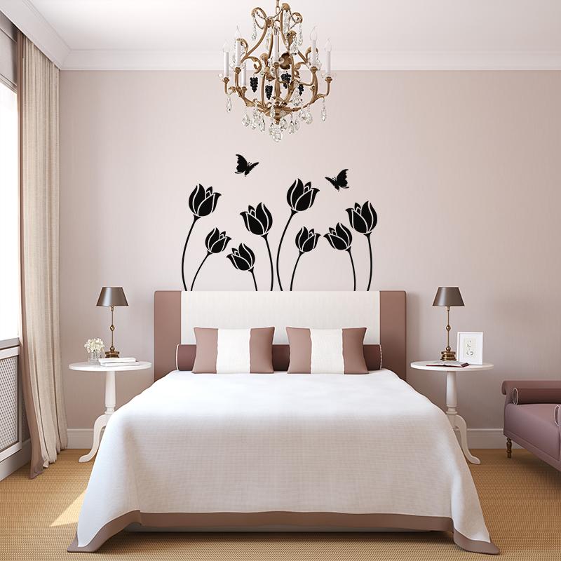 tete de lit stickers baroque tete de lit baroque tates de. Black Bedroom Furniture Sets. Home Design Ideas
