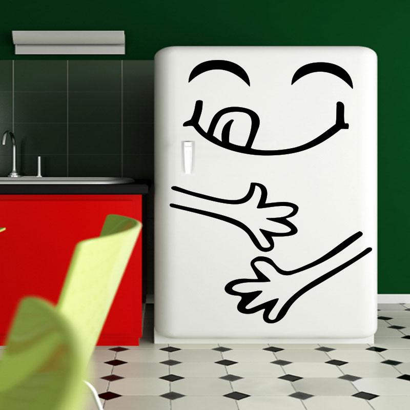 Stickers Frigo Coca Cola Top Sticker Frigo Dco Cuisine