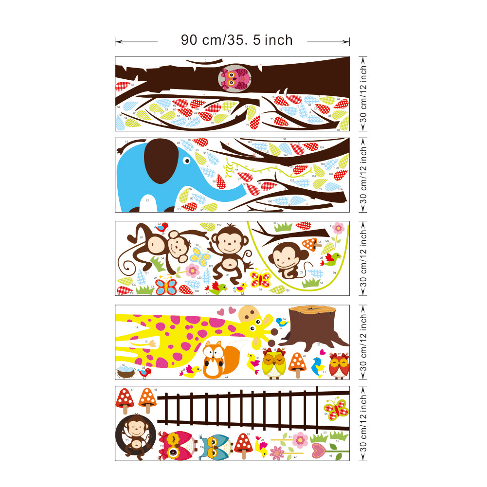 stickers nature enfant stickers nuage with stickers nature enfant gallery of stickers muraux. Black Bedroom Furniture Sets. Home Design Ideas