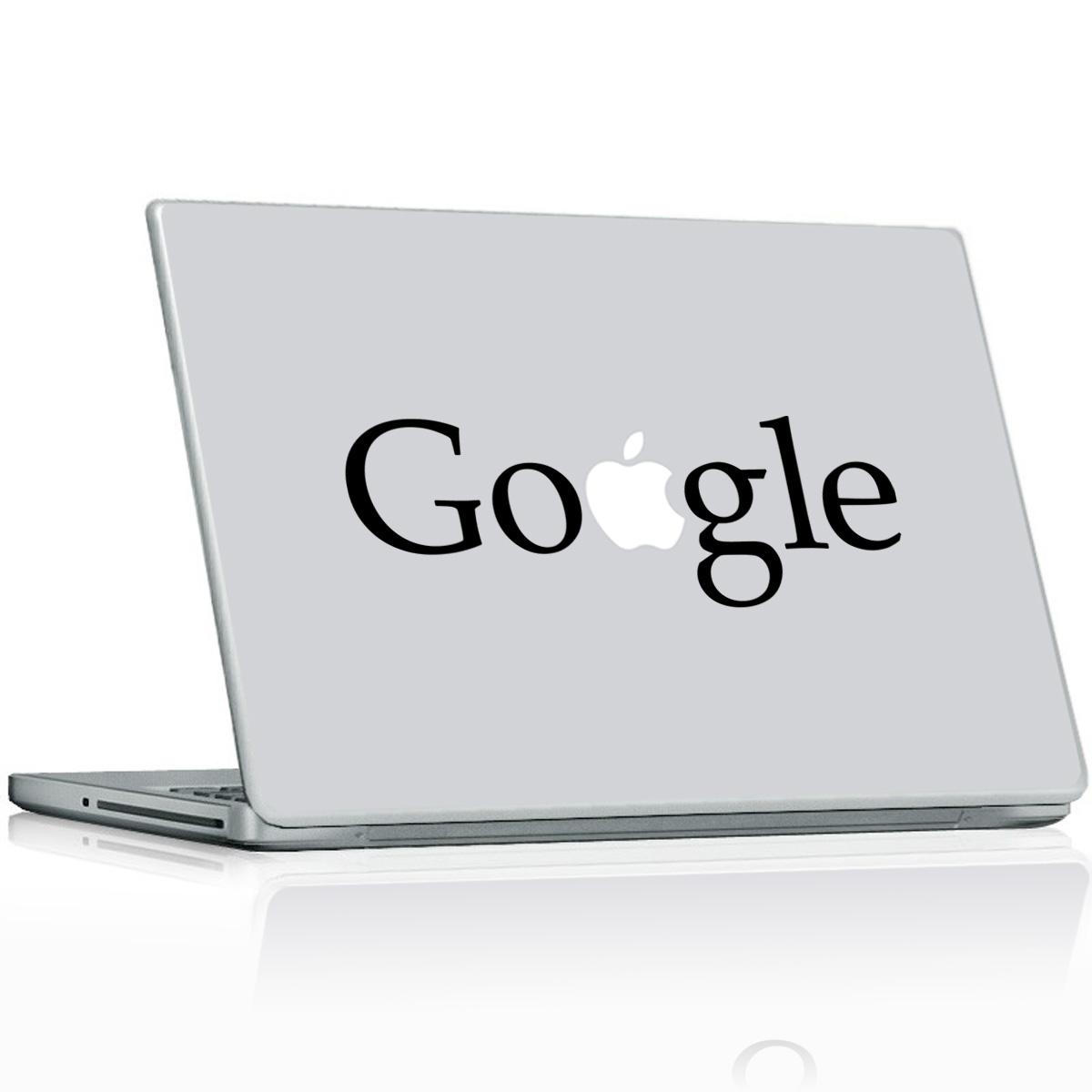 stickers ordinateurs portables sticker google pour mac ambiance. Black Bedroom Furniture Sets. Home Design Ideas