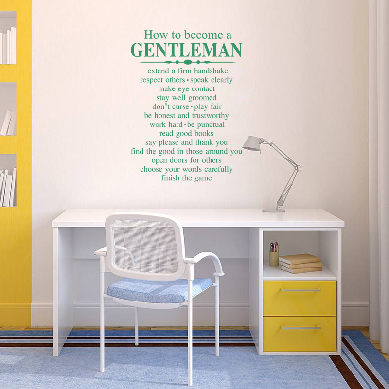how to become a gentleman pdf