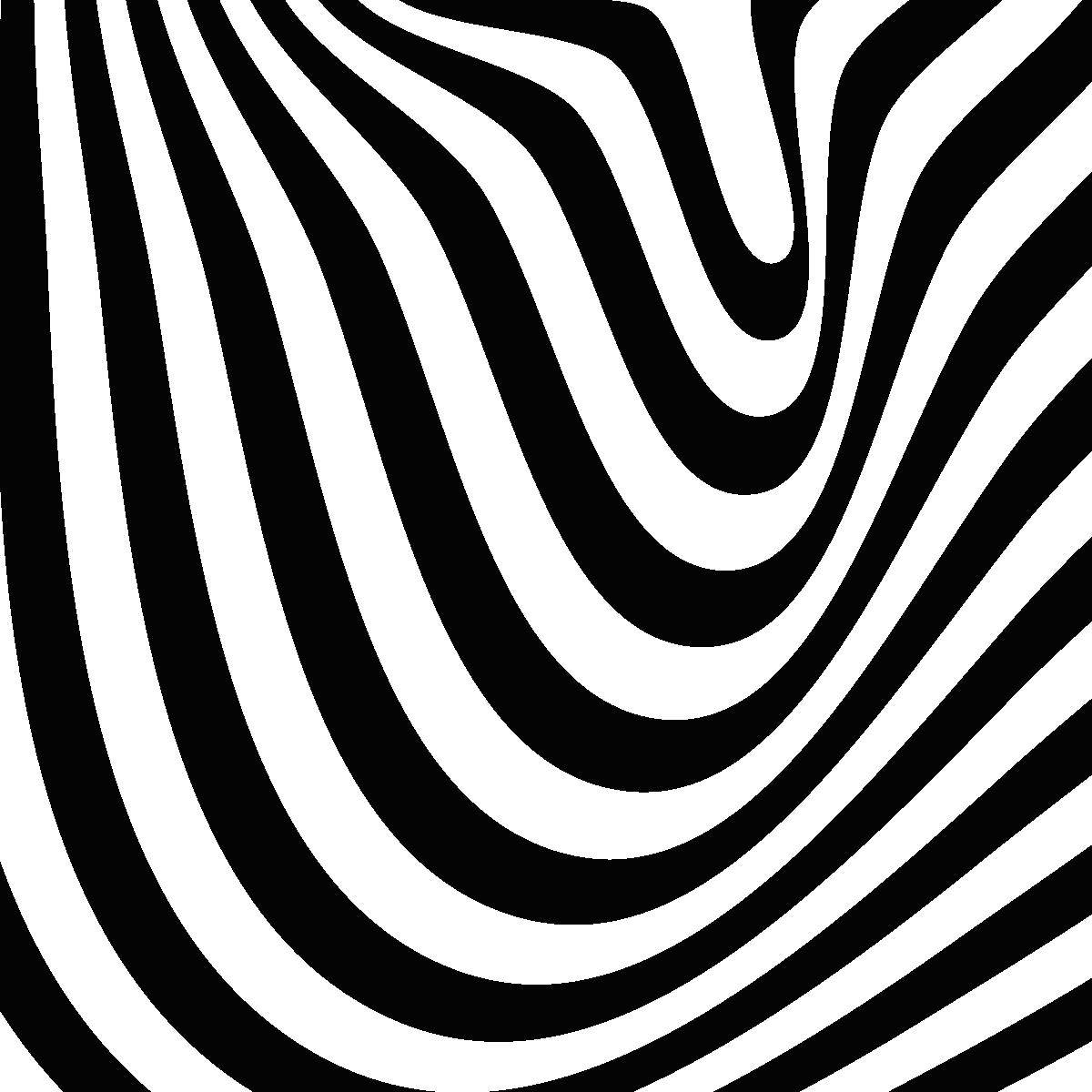 stickers muraux design sticker mural illusion d 39 optique 5 ambiance. Black Bedroom Furniture Sets. Home Design Ideas