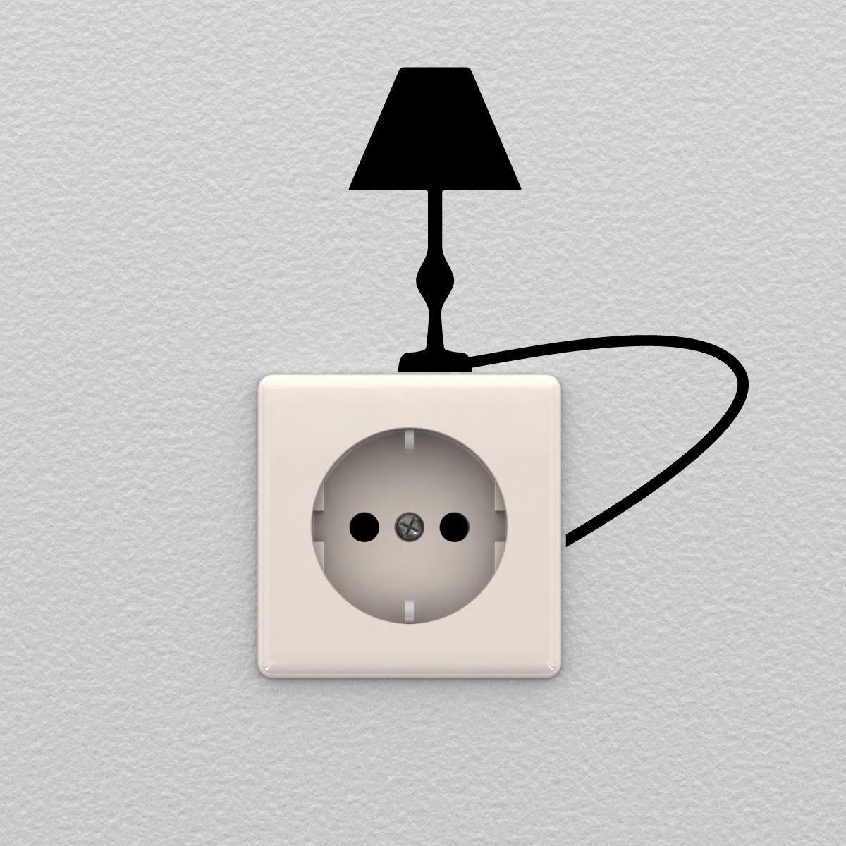 Interrupteur lampe chevet interrupteur bipolaire pour for Interrupteur lampe de chevet