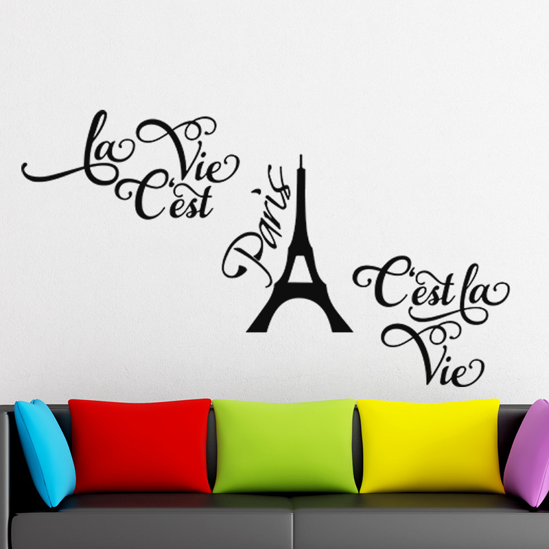 name stickers villes et voyages ambiance sticker. Black Bedroom Furniture Sets. Home Design Ideas