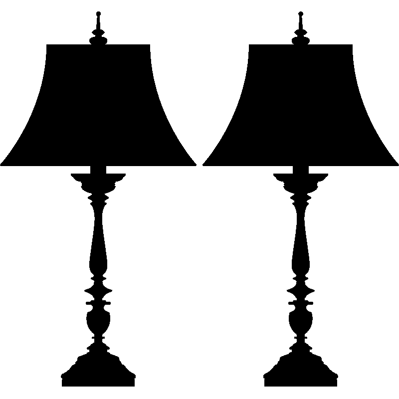 sticker lampe de chevet stickers chambre ado fille. Black Bedroom Furniture Sets. Home Design Ideas