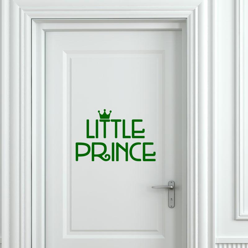 sticker little prince stickers b b s gar on ambiance sticker. Black Bedroom Furniture Sets. Home Design Ideas