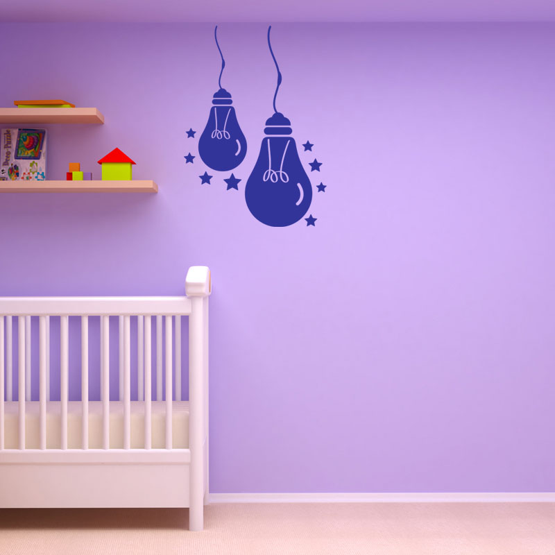 Sticker lumi res toil es stickers chambre ado gar on for Stickers muraux chambre ado garcon