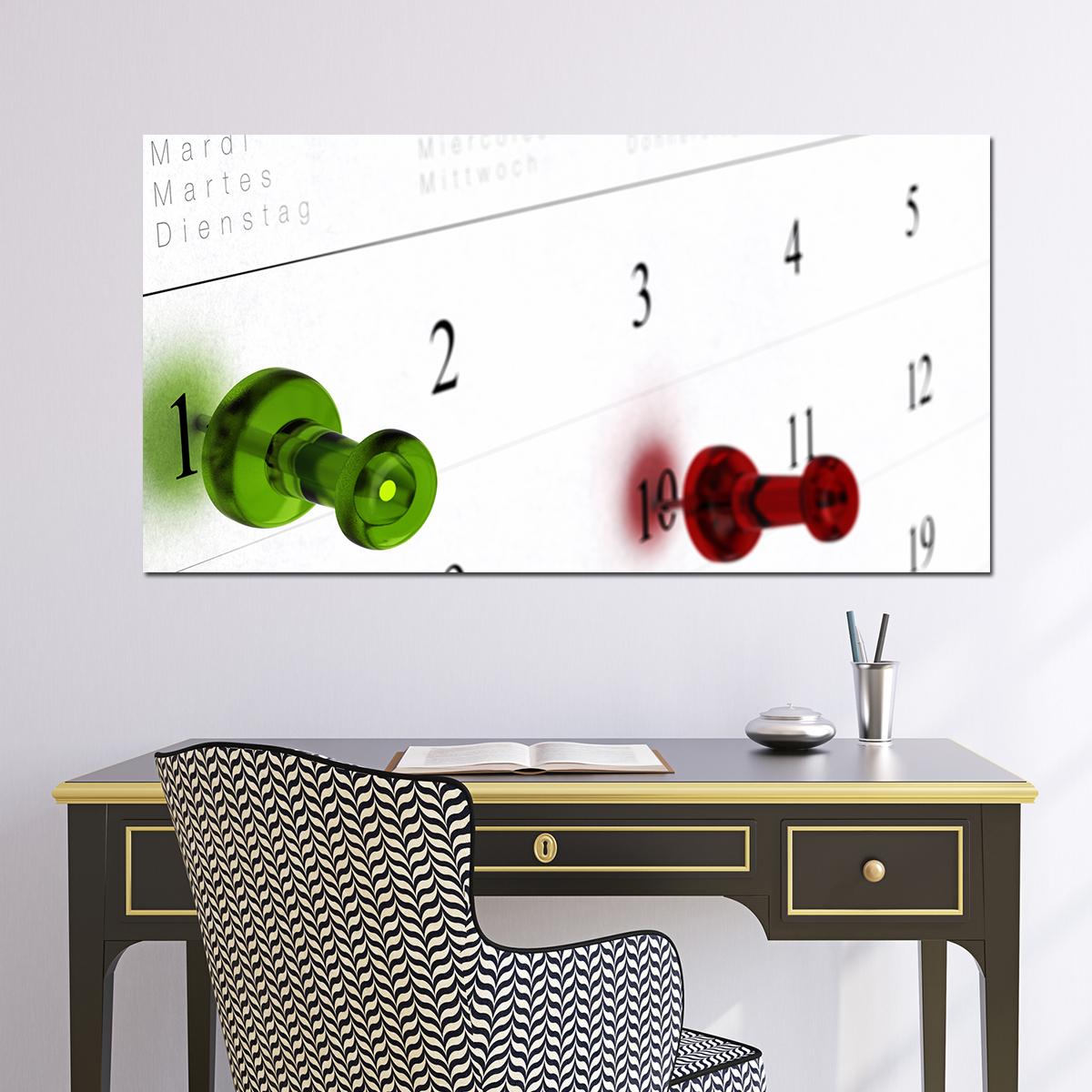 papier peint magn tique sticker papier peint magn tique calendrier ambiance. Black Bedroom Furniture Sets. Home Design Ideas