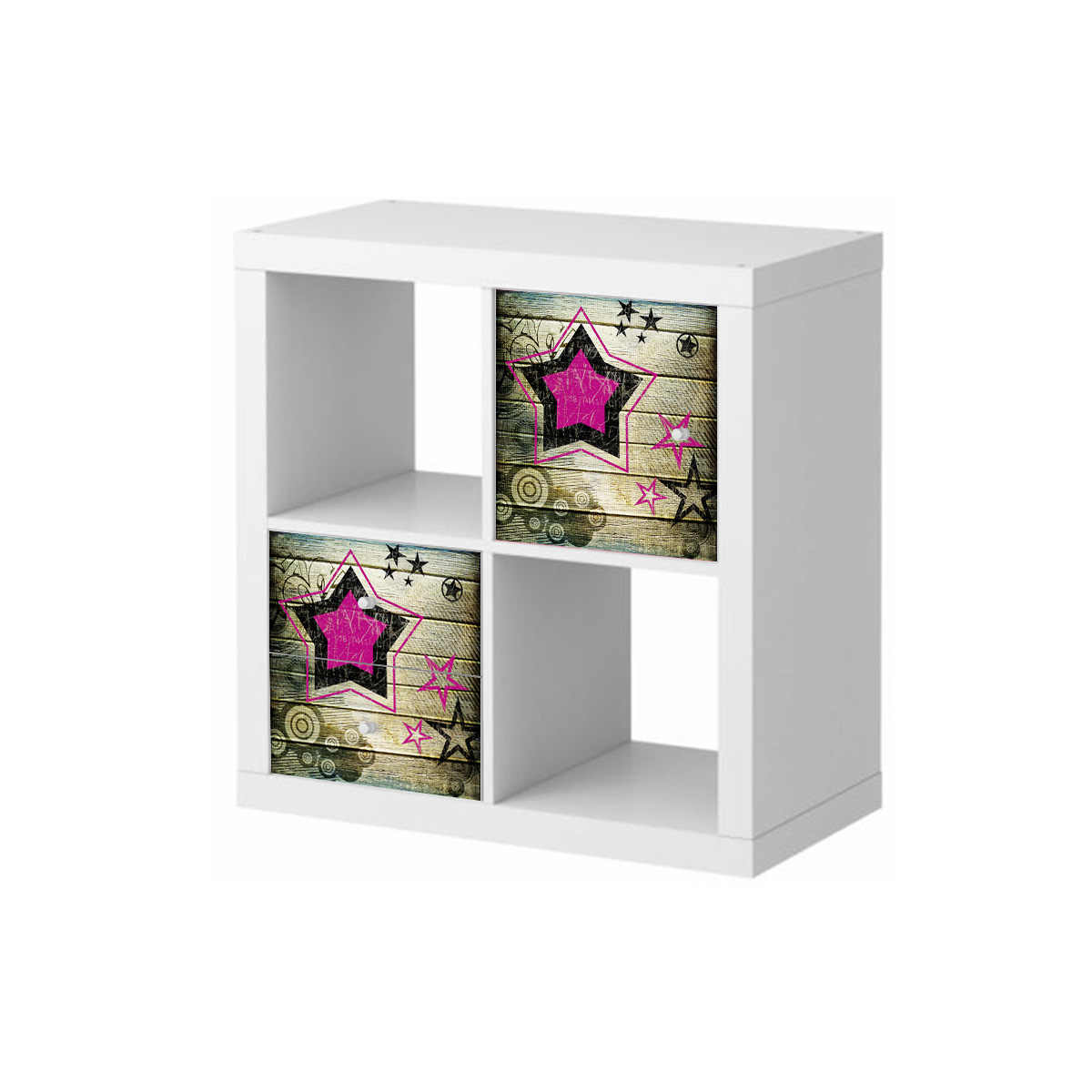 Stickers meubles ikea stickers meubles ikea style r tro ambiance - Stickers ikea meuble ...