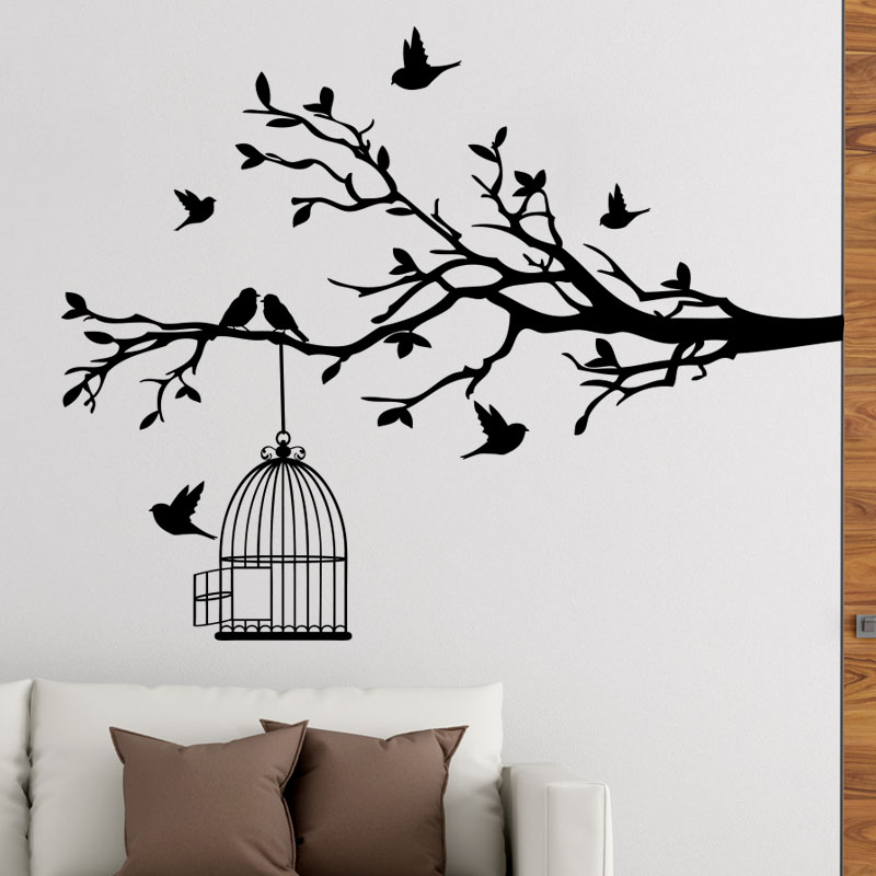 stickers arbre japonais interesting stickers pour la chambre de bb arbre with stickers arbre. Black Bedroom Furniture Sets. Home Design Ideas