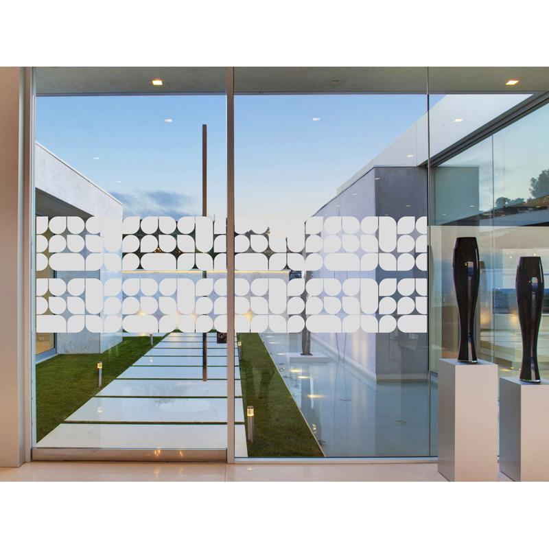 stickers muraux pour portes de douche design. Black Bedroom Furniture Sets. Home Design Ideas